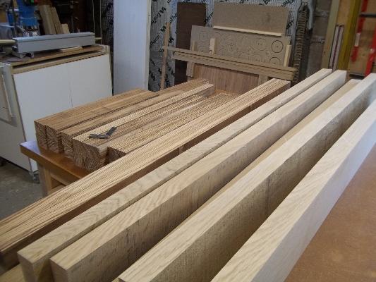 Eettafel zebrano | woodtob