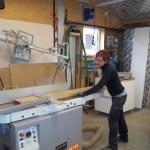 hout-schaven