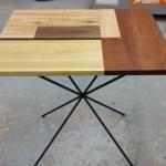 Verhoogbaar tafeltje